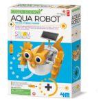 Aqua Robot diy green science 4M leonietjes