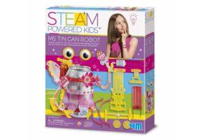 Miss robort 4M steam Leonietjes