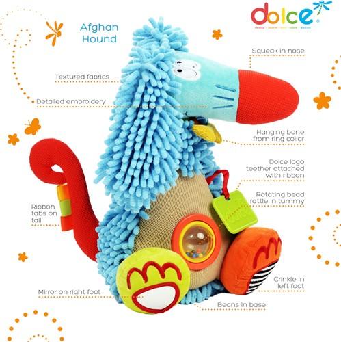 dolce-toys-afghaanse-hond
