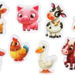 puzzlika-puzzel-boerderijdieren-8x-2-stukjes