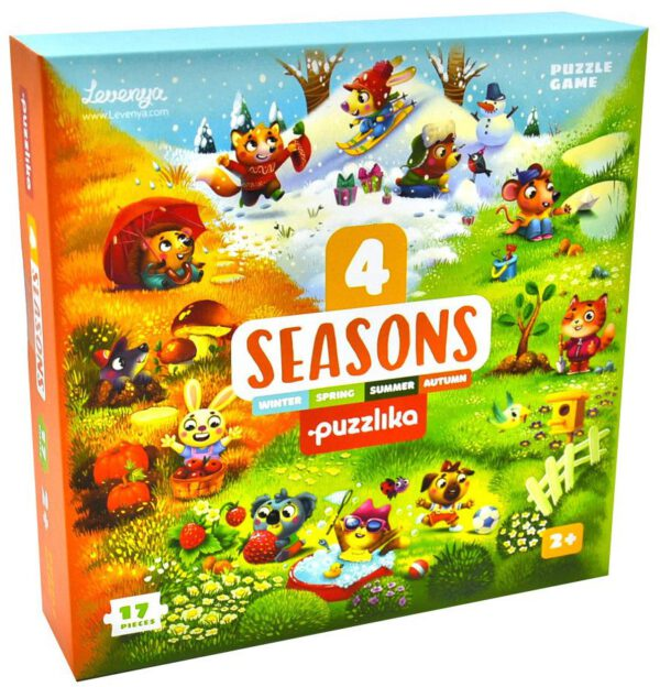 puzzlika-puzzels-4-seizoenen